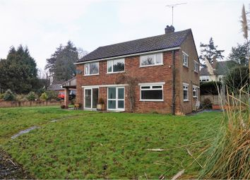 Thumbnail 4 bed detached house for sale in Canterbury Road, Ashford