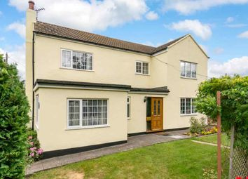 Thumbnail 4 bed detached house for sale in Back Lane, Bomere Heath, Shrewsbury