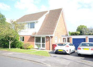 Thumbnail 4 bed detached house for sale in St. Davids Close, Caversham Heights, Reading