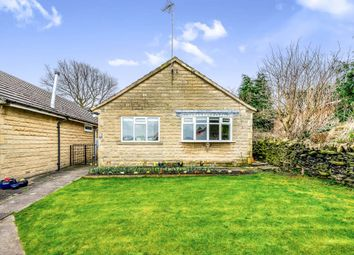 Thumbnail 2 bed detached bungalow for sale in Lea Rise, Honley, Holmfirth
