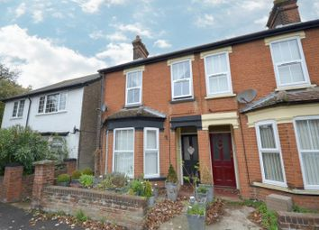Thumbnail 3 bedroom terraced house to rent in Maidstone Road, Felixstowe