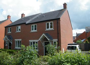 Thumbnail 4 bed property for sale in Dowse Road, Devizes