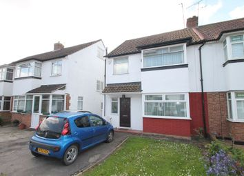 Thumbnail 3 bed property to rent in Bomer Close, Sipson, West Drayton