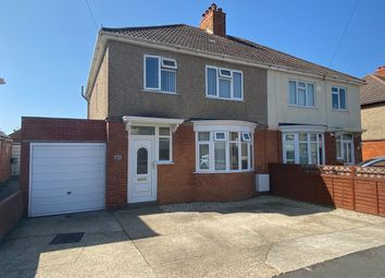 Thumbnail 3 bed semi-detached house for sale in Dennis Road, Weymouth