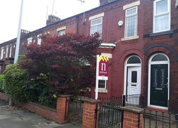 Thumbnail 3 bed terraced house to rent in Canal Bank, Monton, Eccles