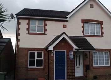 Thumbnail 2 bed semi-detached house to rent in Maes Llan, Kenfig Hill, Bridgend