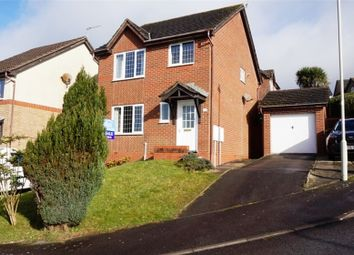 Thumbnail 3 bed detached house for sale in Llwyn Helig, Kenfig Hill, Bridgend