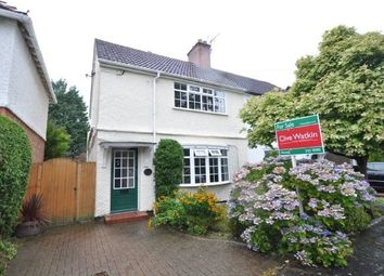 Thumbnail 3 bed semi-detached house to rent in Nigel Road, Heswall, Wirral