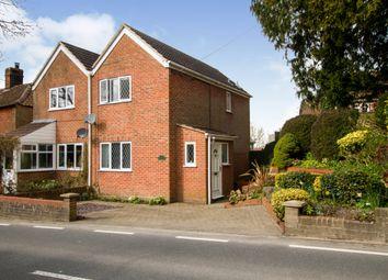 Thumbnail 2 bed semi-detached house for sale in Westbury Road, Edington, Westbury