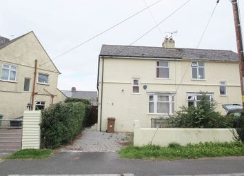 Thumbnail 2 bed semi-detached house to rent in Queens Road, Higher St. Budeaux, Plymouth