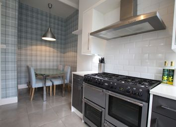 Thumbnail 4 bed flat to rent in Fergus Drive, Glasgow