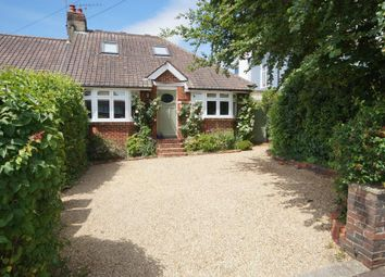 Thumbnail 2 bed semi-detached house for sale in Roman Road, Steyning, West Sussex