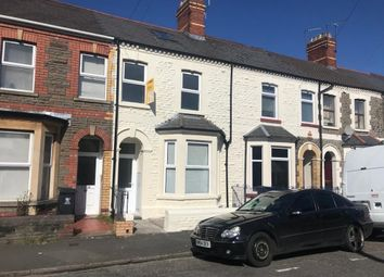 Thumbnail 6 bed terraced house for sale in Moy Road, Roath, Cardiff