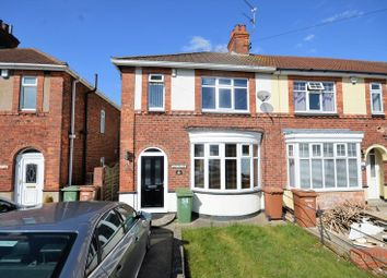 Thumbnail 3 bed end terrace house for sale in 56 Clee Road, Cleethorpes