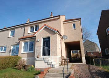 Thumbnail 3 bed terraced house for sale in Longdales, Forth, Lanark
