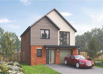 "Thumbnail 4 bed detached house for sale in ""The Ashbury"" at Whittle Way, Catcliffe, Rotherham"