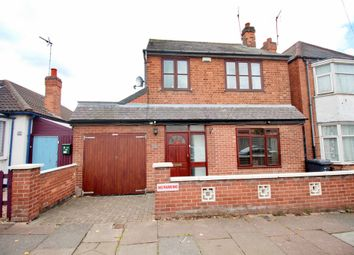 Thumbnail 4 bed detached house for sale in Fairfax Road, Leicester