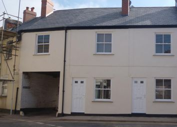 Thumbnail 4 bed terraced house to rent in Park Street, Tiverton