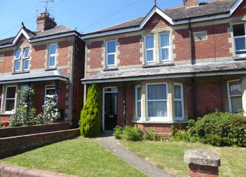 Thumbnail 3 bed semi-detached house to rent in Rosebery Avenue, Yeovil
