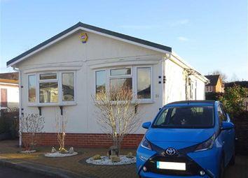 Thumbnail Mobile/park home for sale in Lakehouse Park, Cheltenham, Glos