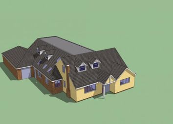 Thumbnail 4 bed detached house for sale in Reading Road, Finchampstead