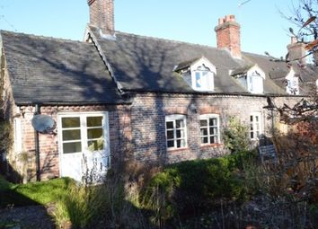 Thumbnail 2 bed cottage to rent in Monument Lane, Tittensor, Stoke-On-Trent