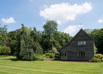 Thumbnail 5 bedroom detached house for sale in Wareside, Ware