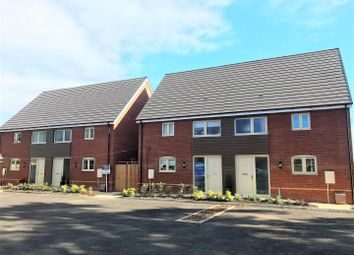Thumbnail 3 bed semi-detached house for sale in Woodland Close, Kingsdown Road, Upper Stratton