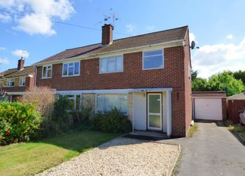 Thumbnail 3 bed semi-detached house to rent in Chiltern Avenue, Farnborough, Hampshire