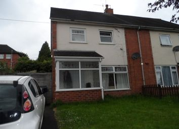Thumbnail 3 bed semi-detached house to rent in Lane Farm Grove, Sneyd Green, Stoke On Trent, Staffordshire