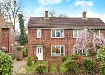 Thumbnail 2 bed semi-detached house for sale in St. Johns Street, Crowthorne, Berkshire