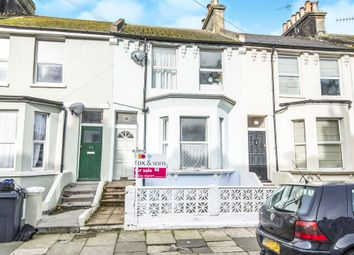 Thumbnail 1 bedroom flat for sale in Emmanuel Road, Hastings
