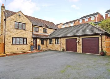 Thumbnail 4 bed detached house for sale in Bracken Hill, Ackworth, Pontefract