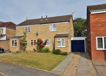 Thumbnail 2 bed semi-detached house for sale in Tylers Green, Trimley St. Mary, Felixstowe