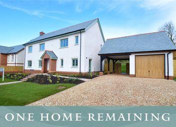 Thumbnail 5 bed detached house for sale in Rockbeare, East Devon, Devon