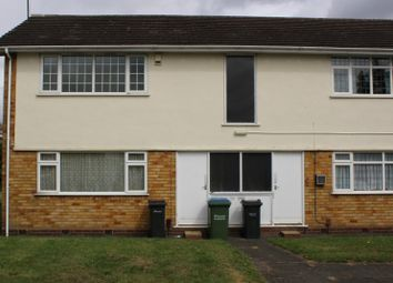 Thumbnail 1 bed flat for sale in Oak Close, Tipton, West Midlands