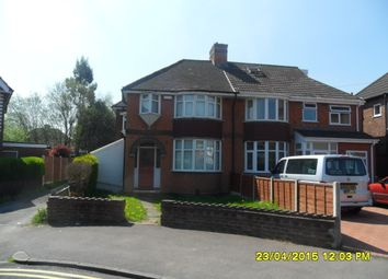 Thumbnail 3 bed semi-detached house to rent in Wilnecote Grove, Perry Barr, Birmingham