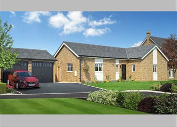 Thumbnail 3 bed bungalow for sale in Plot 3 Henlle Ridge, Chirk Road, Henlle, Oswestry, Shropshire