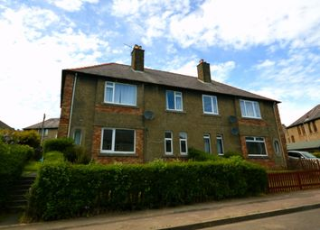 Thumbnail 2 bed flat for sale in Haig Crescent, Dunfermline