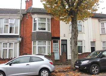 Thumbnail 2 bedroom terraced house for sale in Eastleigh Road, Leicester