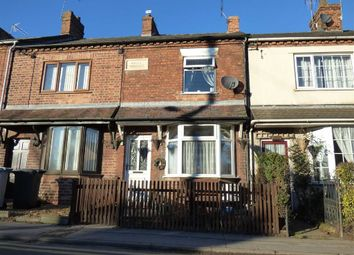 Thumbnail 2 bed terraced house for sale in Main Road, Shavington, Crewe