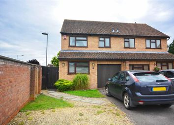 Thumbnail 3 bed semi-detached house to rent in Sandstar Close, Longlevens, Gloucester