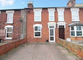 Thumbnail 3 bed terraced house for sale in Warwick Road, Ipswich