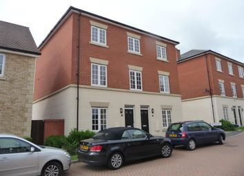 Thumbnail 2 bed flat to rent in Lockwood Chase, Oxley Park, Milton Keynes