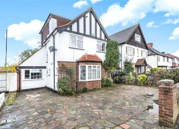 Thumbnail 4 bed detached house for sale in Elm Avenue, Ruislip, Middlesex