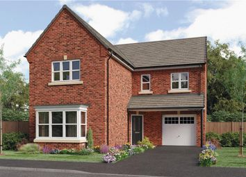"Thumbnail 4 bed detached house for sale in ""Fenwick"" at Leeds Road, Thorpe Willoughby, Selby"