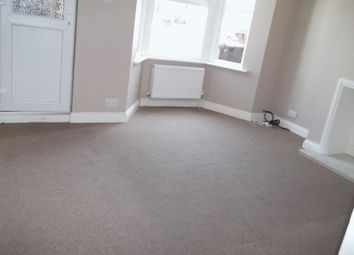 Thumbnail 3 bed terraced house to rent in Milton Road, Gillingham, Kent