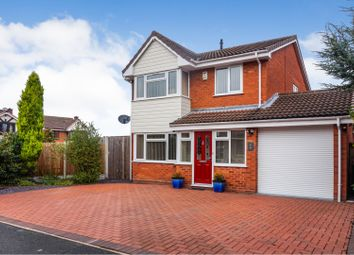 Thumbnail 4 bed detached house for sale in Rose Tree Close, Telford