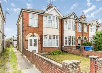 Thumbnail 3 bed end terrace house for sale in Beech Grove, Ipswich