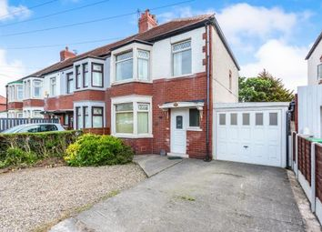 Thumbnail 3 bedroom end terrace house for sale in Squires Gate Lane, Blackpool, Lancashire, .